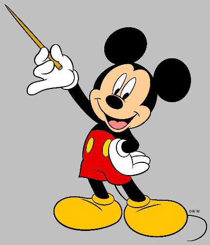 Disney Mickey Mouse Clipart page 2 - Dis-Disney Mickey Mouse Clipart page 2 - Disney Clipart Galore-9