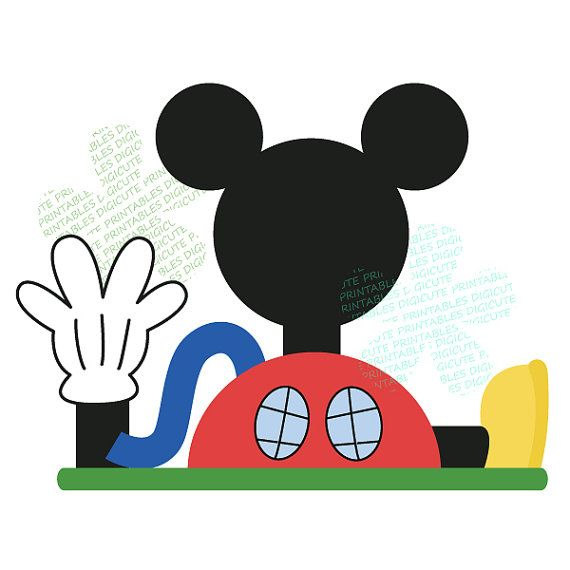 Disney Mickey Mouse Clubhouse .-Disney Mickey Mouse Clubhouse .-5