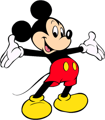 Disneyu0027s Mickey Mouse Clipart .