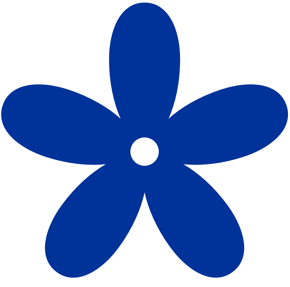 Displaying 13 Images For Blue Flower Cli-Displaying 13 Images For Blue Flower Clip Art-8
