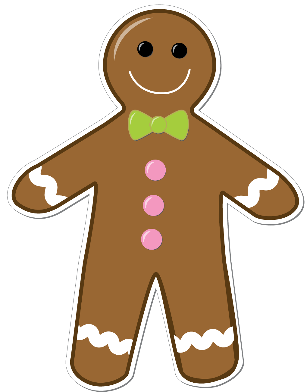 Displaying 18 Images For Gingerbread Man-Displaying 18 Images For Gingerbread Man Border-2