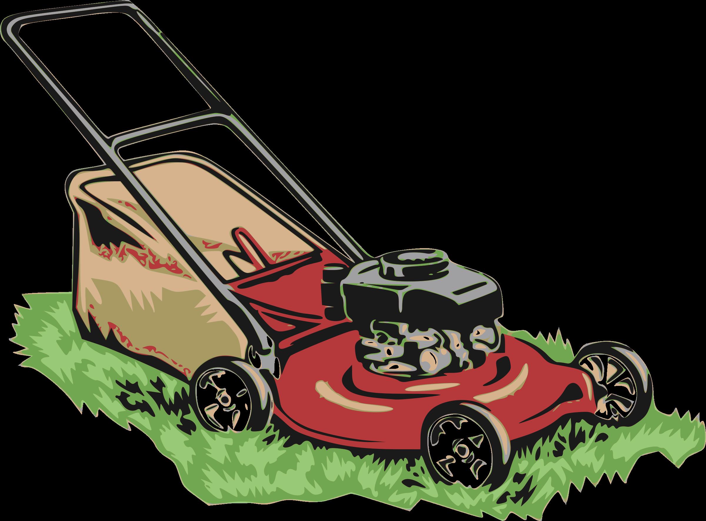 Push Style Lawn Mower Stock P