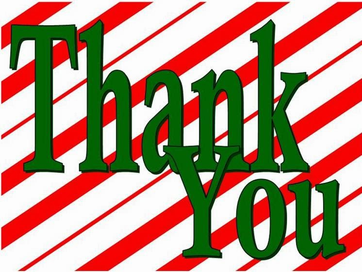 District Community Development Association Christmas Thank You