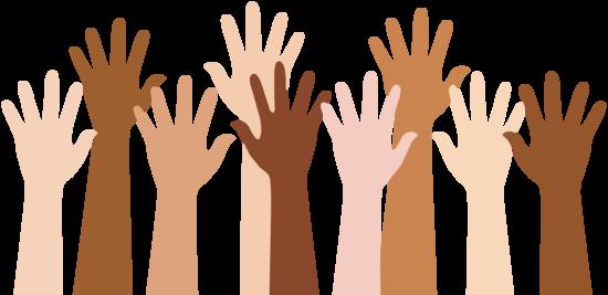 Diverse People Raising Hands-Diverse People Raising Hands-3