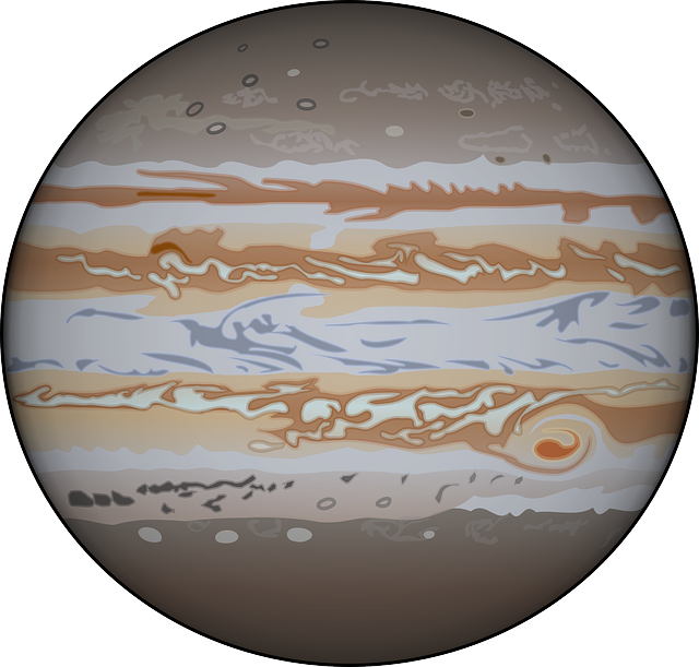 Do you need a clip art image of the planet Jupiter for use on your school or space projects? Search no more because this nice clip art of planet Jupiter is ...