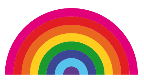 Do you need a rainbow clip art for use on your projects? Search no more because this nice rainbow clip art is available for personal or commercial use as ...