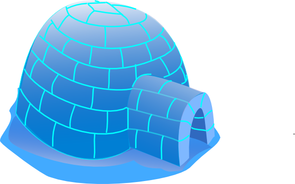 Do you need an igloo clip art for use on-Do you need an igloo clip art for use on your projects? Search no more because you can use this nice igloo clip art on your storybooks, websites and blogs, ...-6