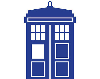 Doctor Who Tardis Is - ClipArt .-doctor who tardis is - ClipArt .-14