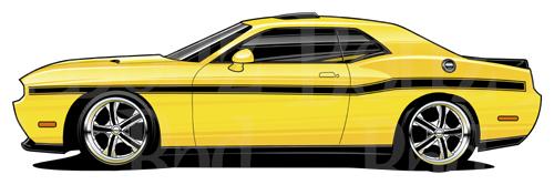 Dodge Clipart Dodge Challenger #3-Dodge clipart dodge challenger #3-16