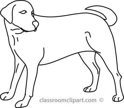 Dog Black And White Dog Black And White -Dog black and white dog black and white clipart 2-17