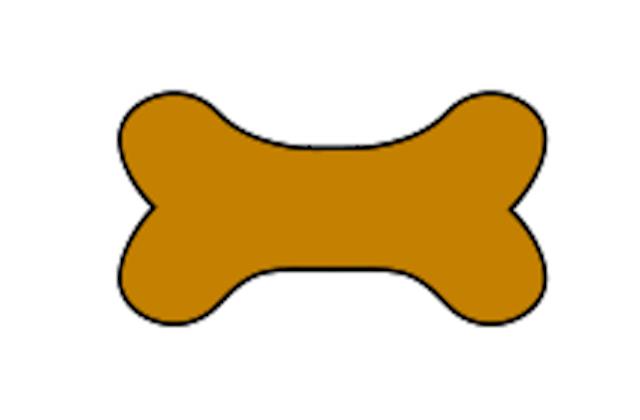 Dog Bone Chew Bone Clip Art ..-Dog Bone Chew Bone Clip Art ..-6