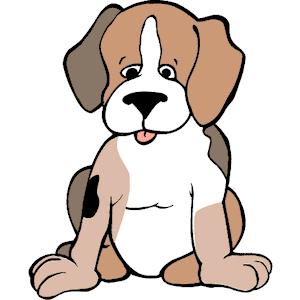 Dog clip art dog image 3
