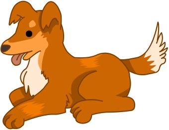 Dog clip art-Dog clip art-19