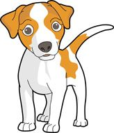 Dog Clipart And Graphics-Dog Clipart And Graphics-10