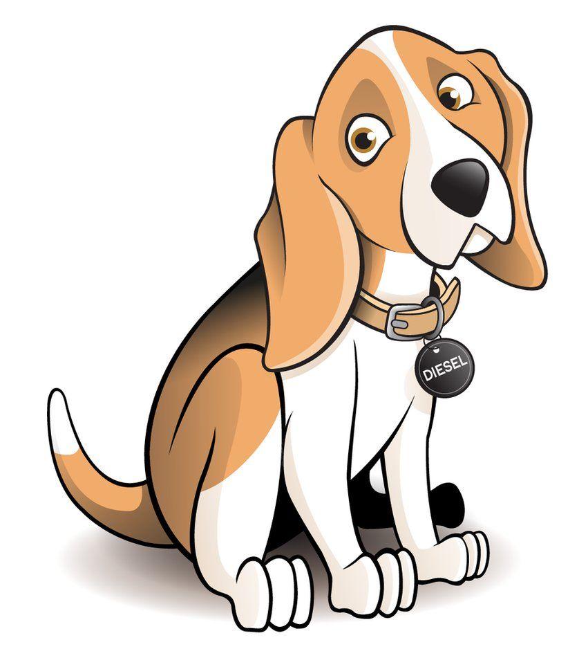 dog Clipart | Beagle Dog Cartoon by ~tim-dog Clipart | Beagle Dog Cartoon by ~timmcfarlin on deviantART-3