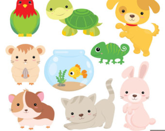 dog clipart u2013 Etsy - Pets Clipart