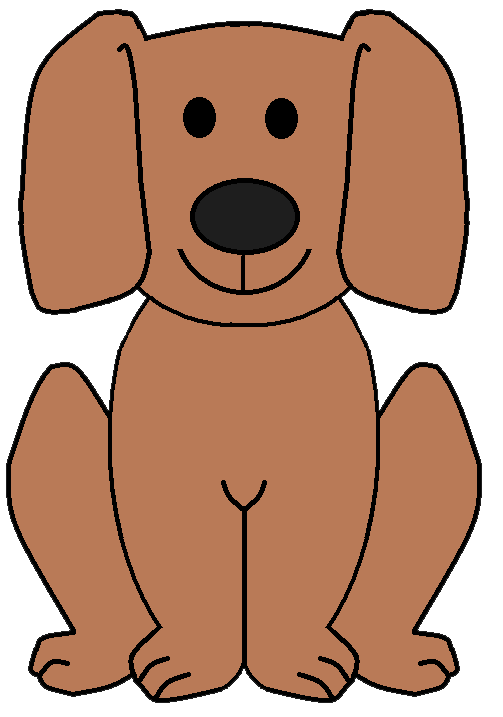 Dog cliparts free clipart and