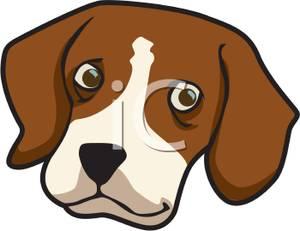 Dog Face Clipart - Getbellhop-Dog Face Clipart - Getbellhop-8