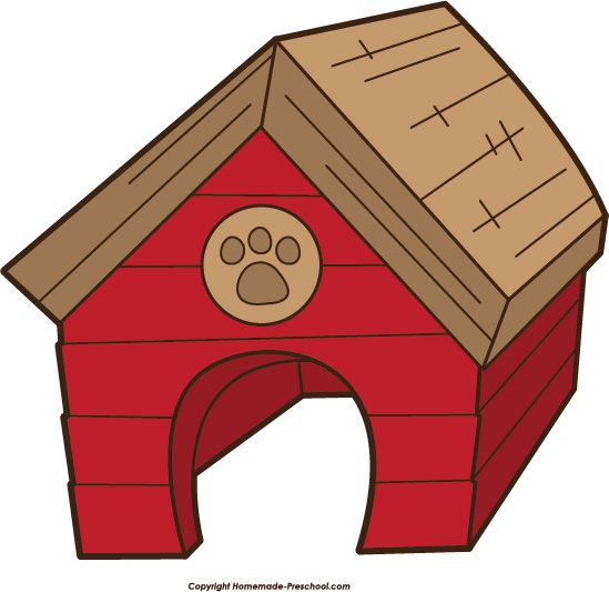 Dog House Clipart-Dog House Clipart-9