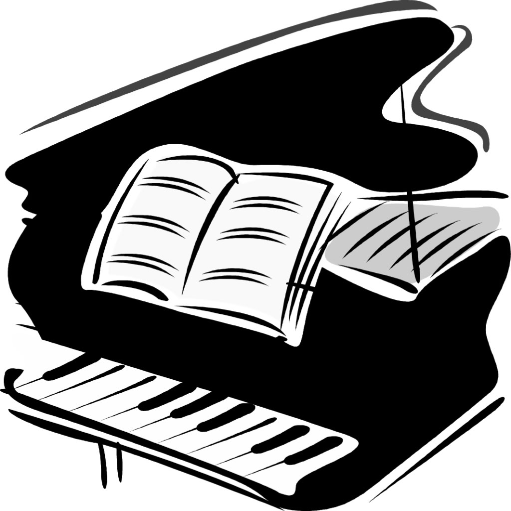 Dogs Playing Piano Clip Art-Dogs Playing Piano Clip Art-4