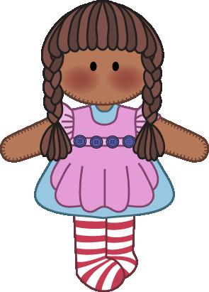 Doll Clipart-doll clipart-1