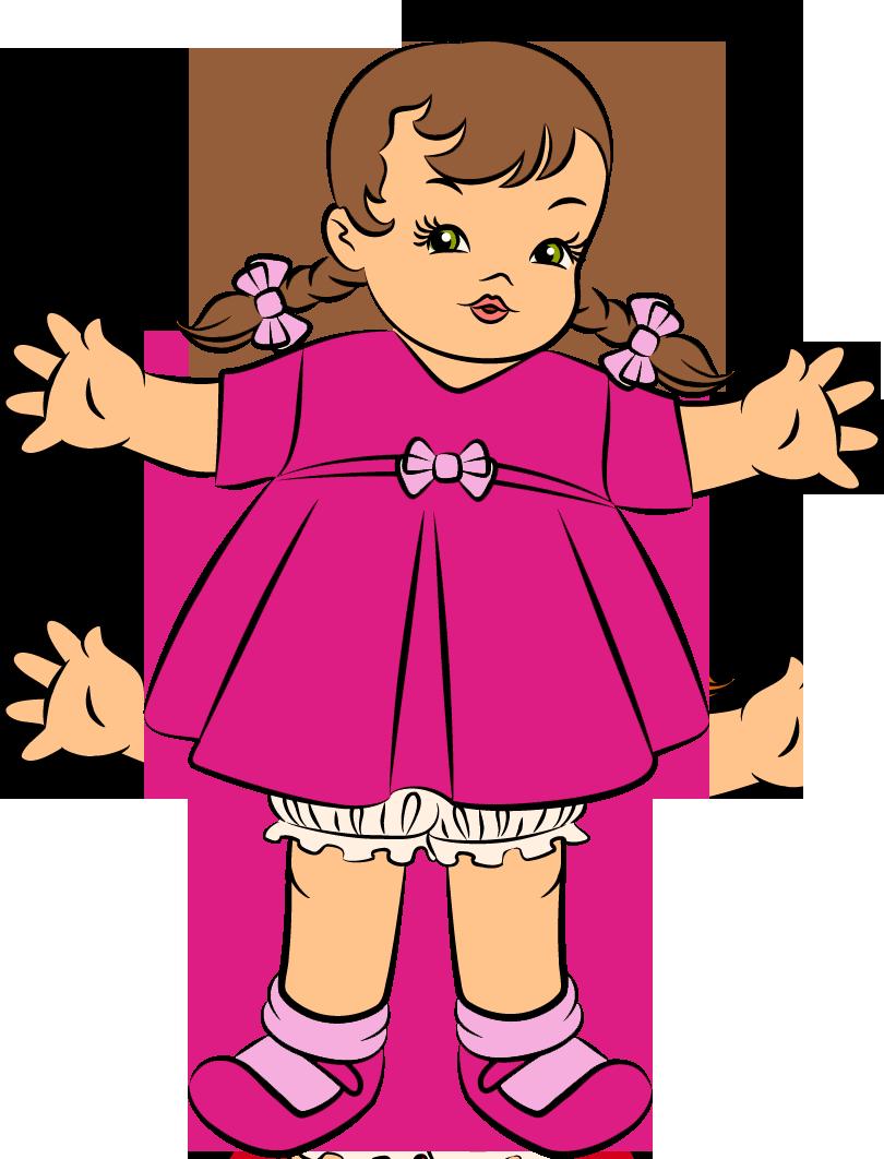 Doll Clip Art-Doll Clip Art-7