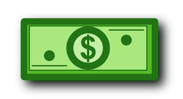 Dollar Bill Clip Art Dollar Bill Image V-Dollar Bill Clip Art Dollar Bill Image Vector-10
