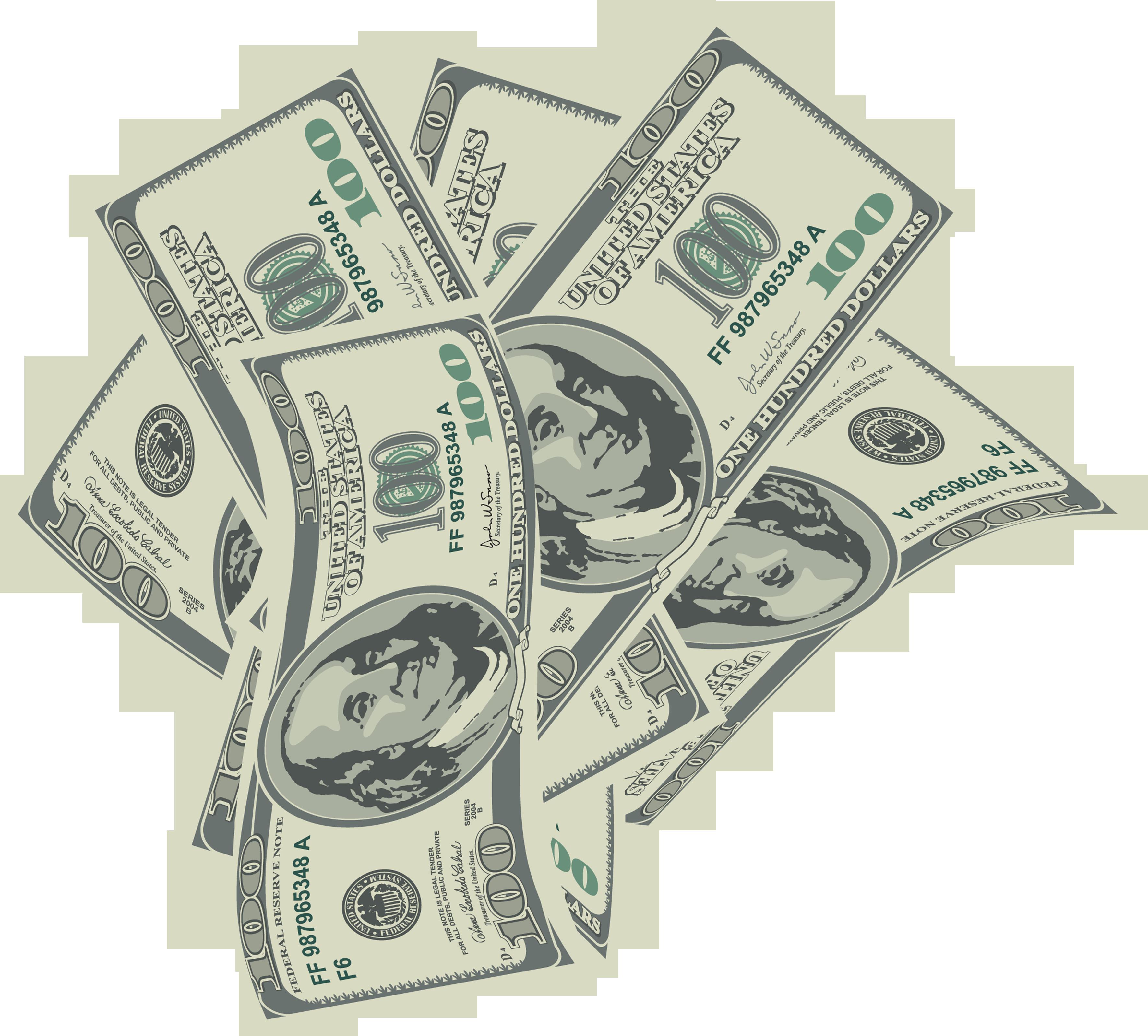 Dollar Bill Clip Art Dollar ... Download