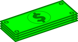 Dollar bill clipart hostted