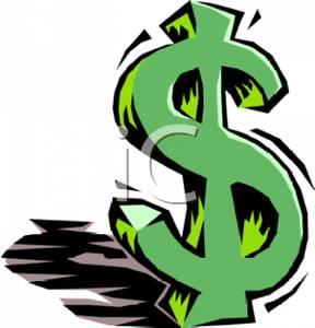 Dollar Clip Art-Dollar Clip Art-14