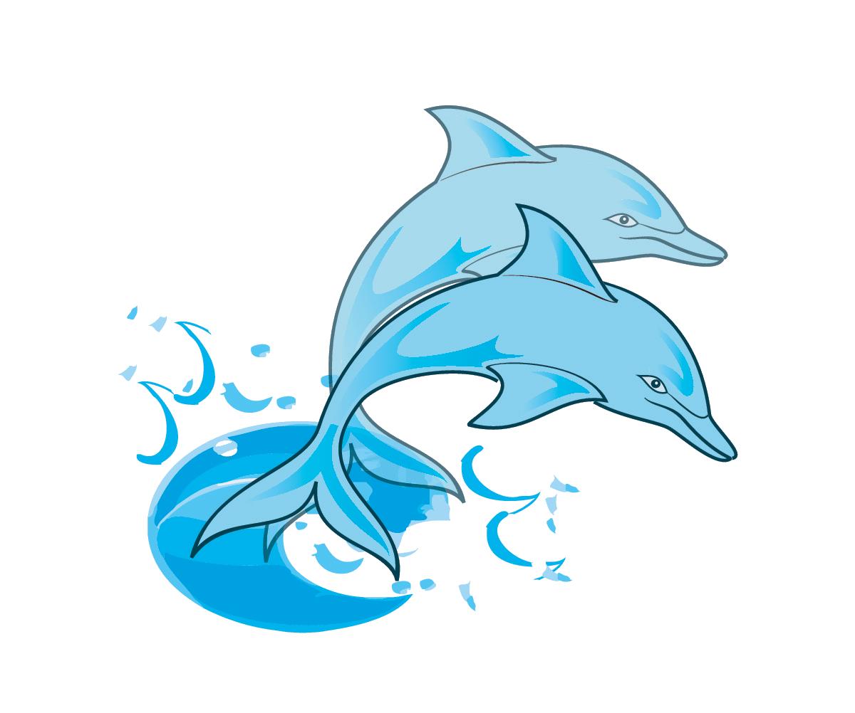 Dolphin Clip Art-Dolphin Clip Art-2