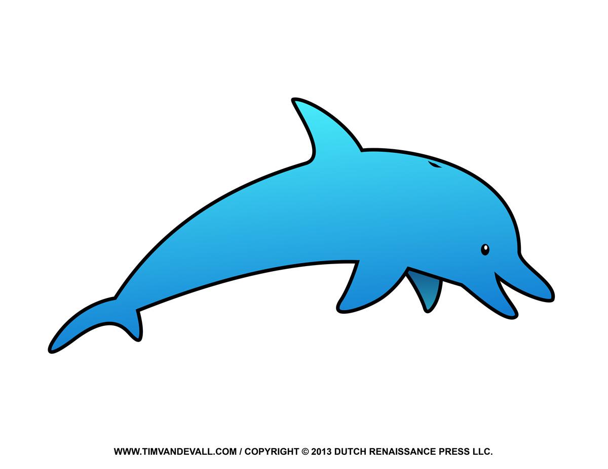 Dolphin Clipart-Dolphin Clipart-18