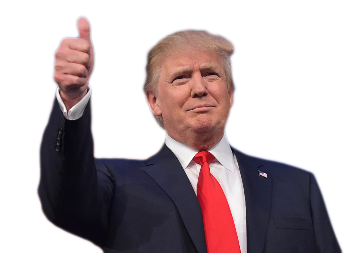 Donald Trump Clipart-Clipartlook.com-1180
