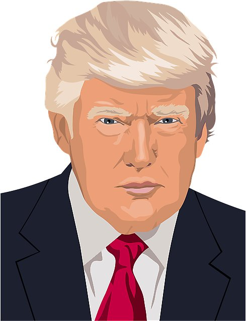Donald Trump Clipart by andrewcb15