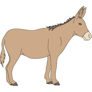 Donkey Clip Art Clipart Free Clipart u0026middot; «