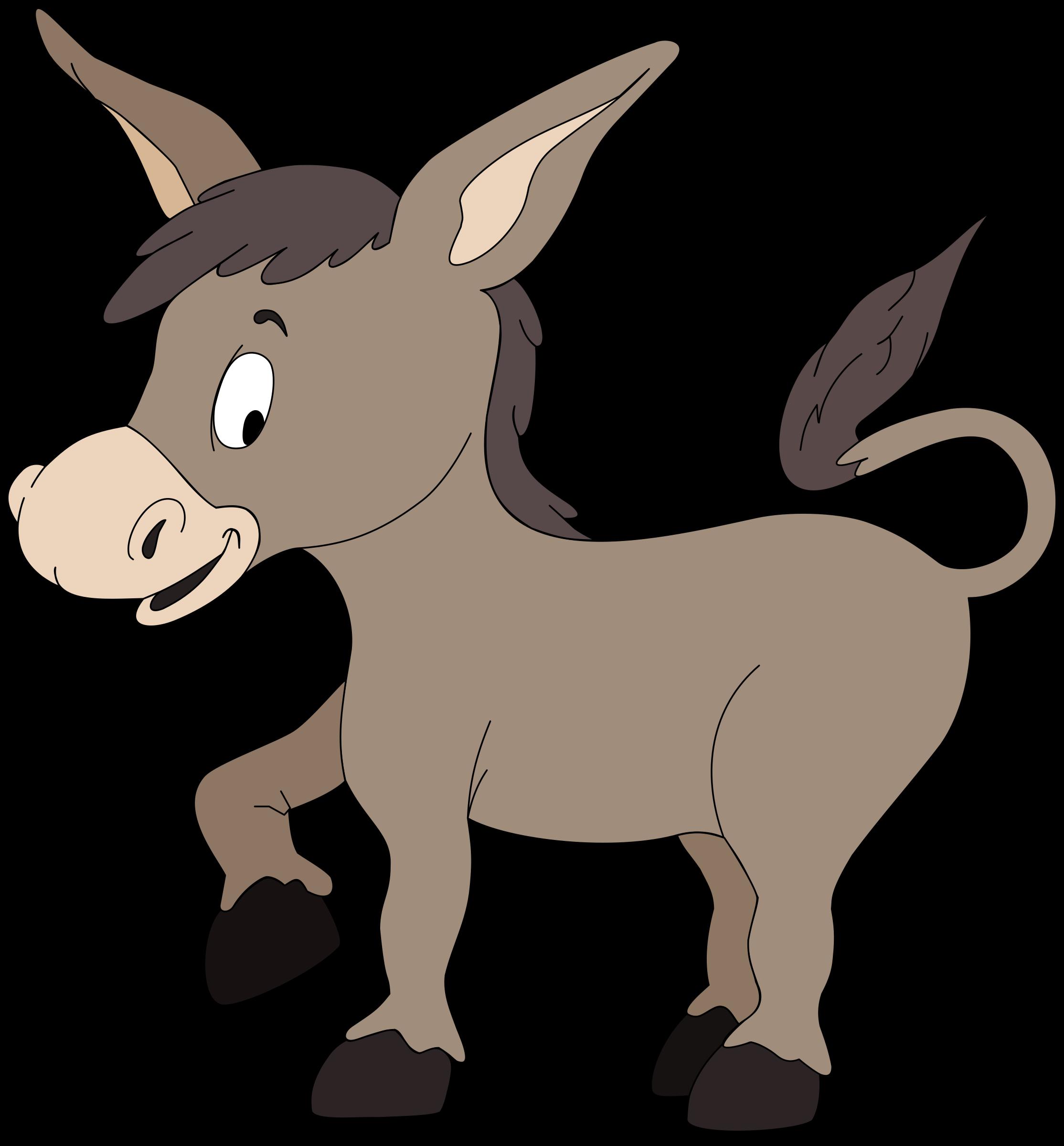 Donkey clip art images illustrations photos