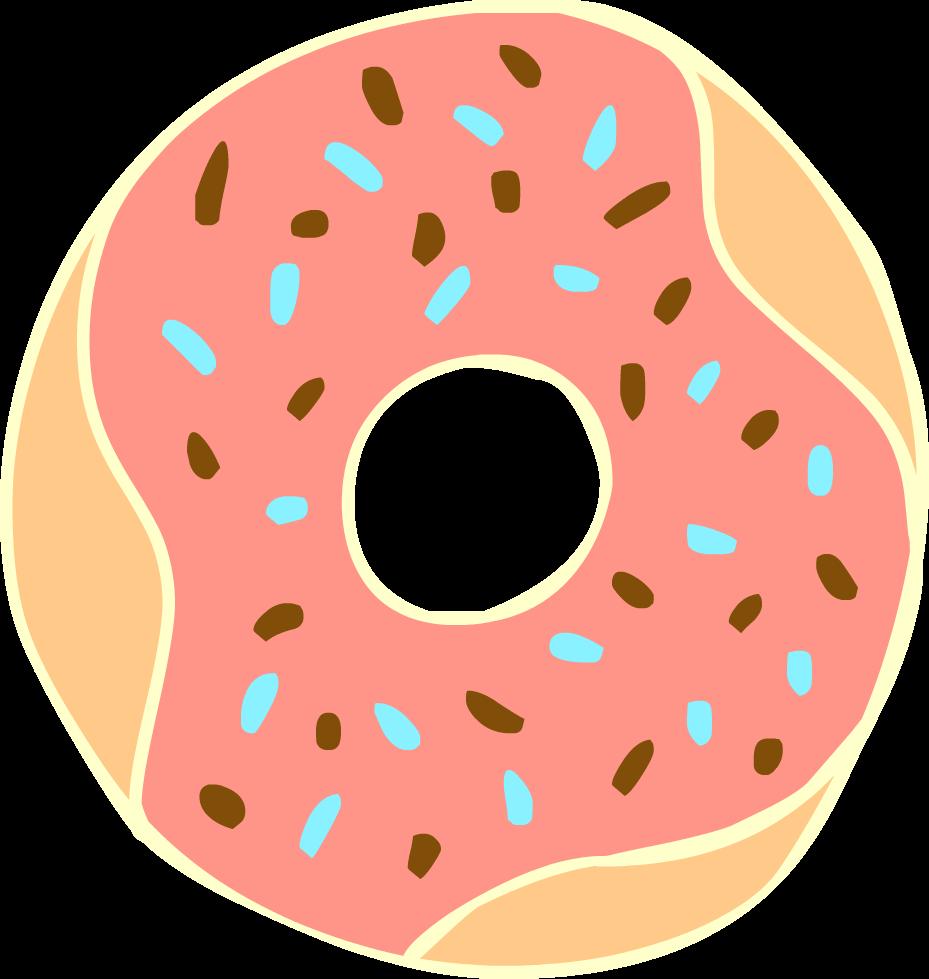 Donut Clip Art - Donut Clipart Free