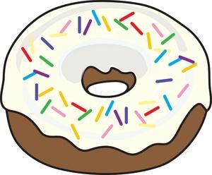 Donut Clip Art-Donut Clip Art-7