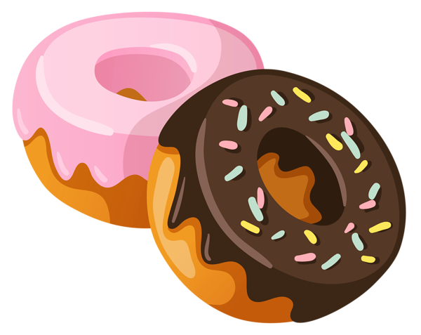Donut clipart free-Donut clipart free-4