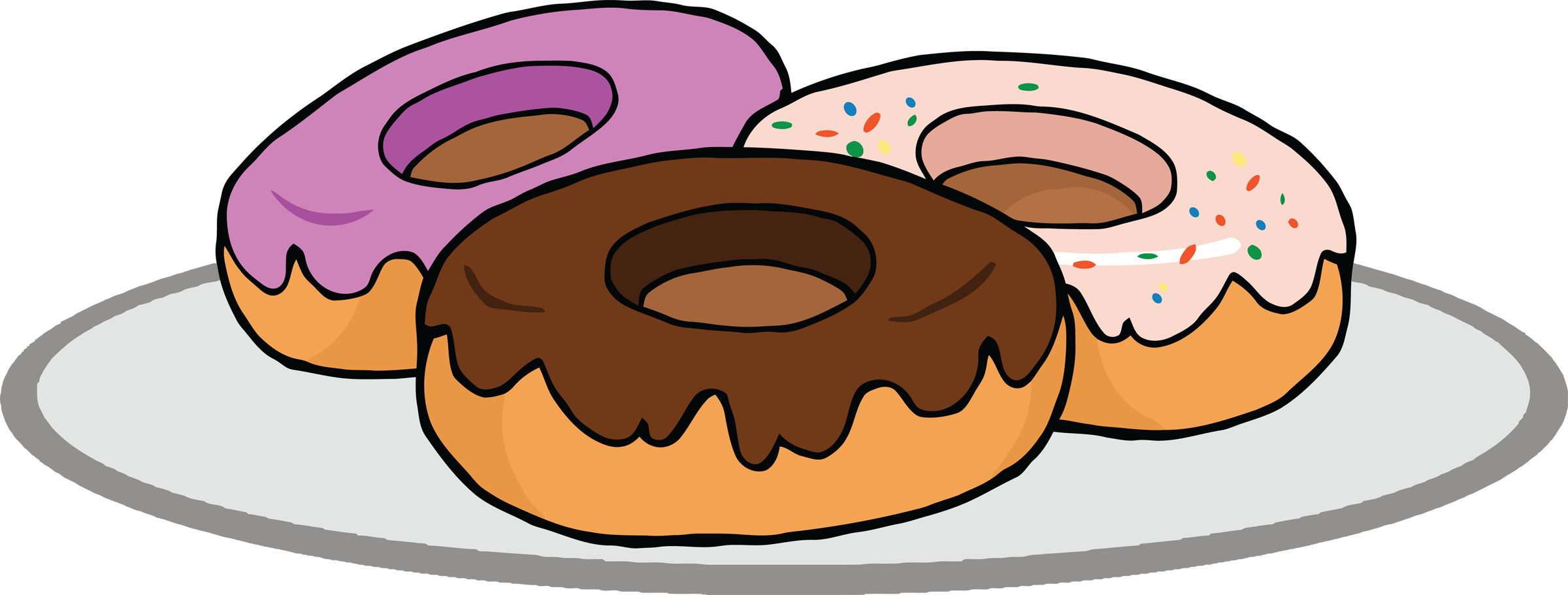 Donuts Pictures Cliparts Co