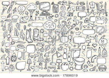 Doodle Clip Art; Doodle Clip Art ...-Doodle Clip Art; Doodle Clip Art ...-4