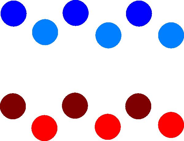 Dots Clip Art At Clker Com Ve - Dot Clip Art