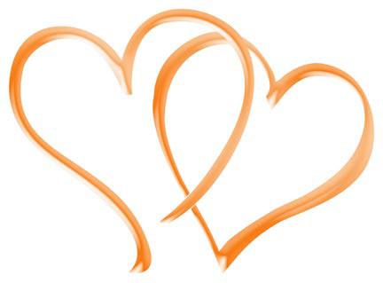 Double Hearts Clipart-double hearts clipart-5