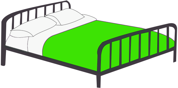 Double Bed Clip Art Download-Double Bed Clip Art Download-12