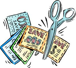 Double Coupons Offer A Great  - Coupon Clip Art