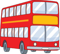 Double Decker Red Bus Clipart. Size: 111-double decker red bus clipart. Size: 111 Kb-0