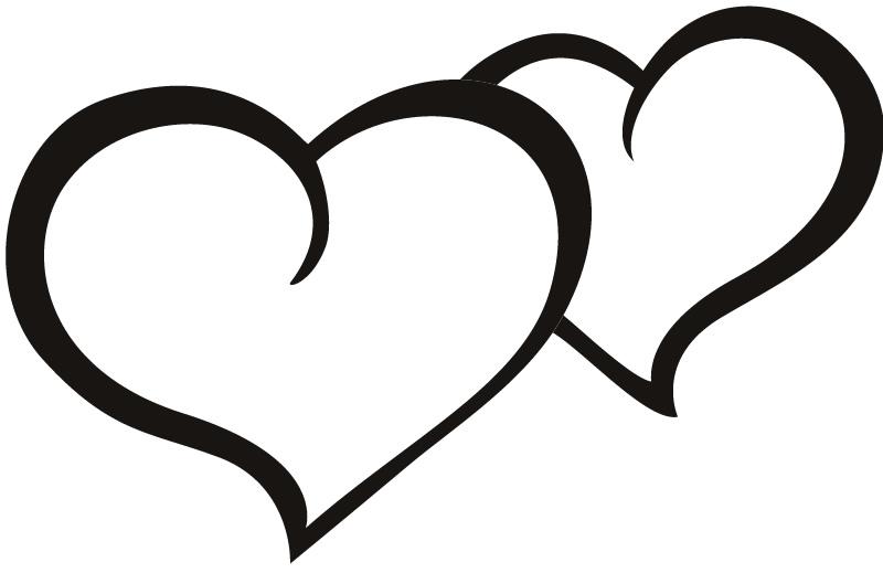 Double Heart Art