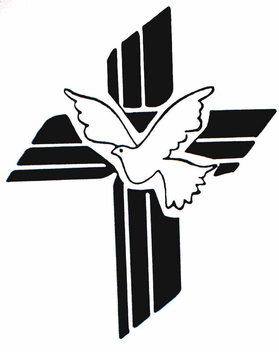 dove and cross clipart - Free Clipart Of Crosses
