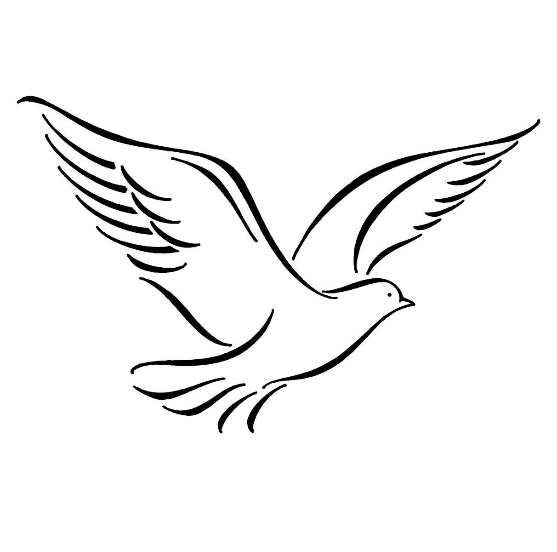 Dove clip art 0