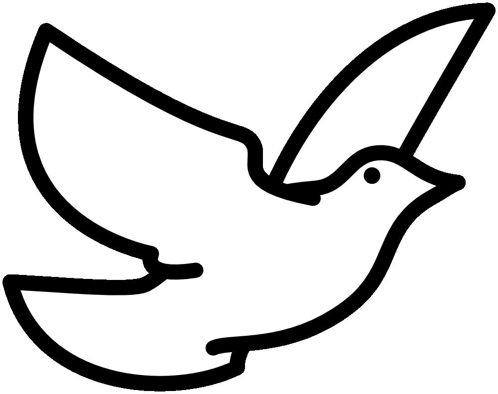 Dove Clipart - Clip Art Dove
